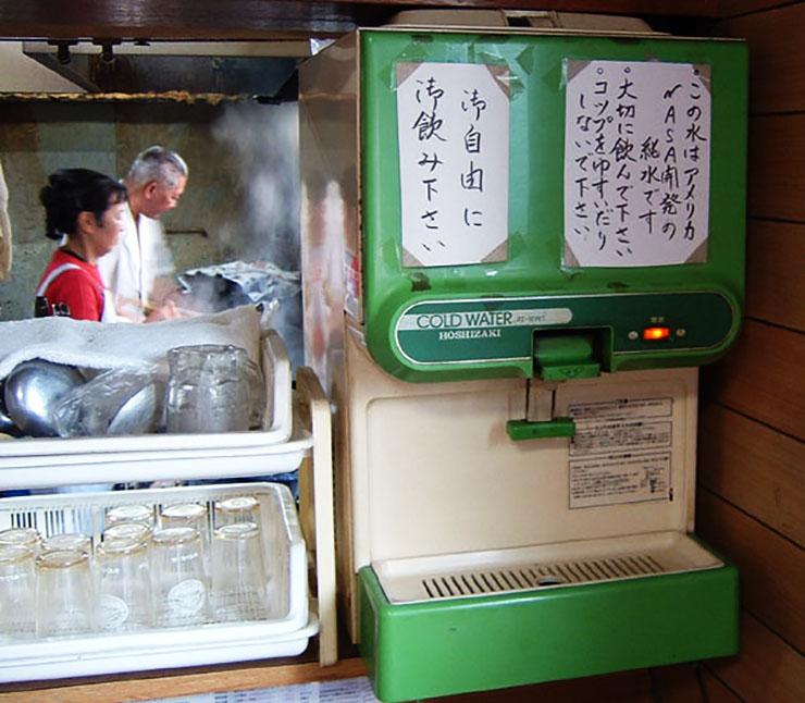 NASAが開発した神秘水のラーメンが食べられる! 中国古代料理店『海新山』