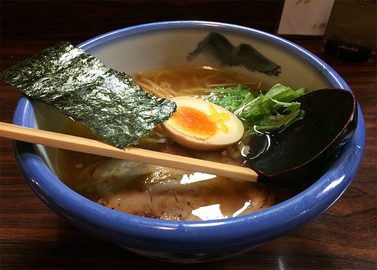 【匠の技】世界が認めた日本のラーメン屋『AFURI 恵比寿』で真空手揉麺を味わう