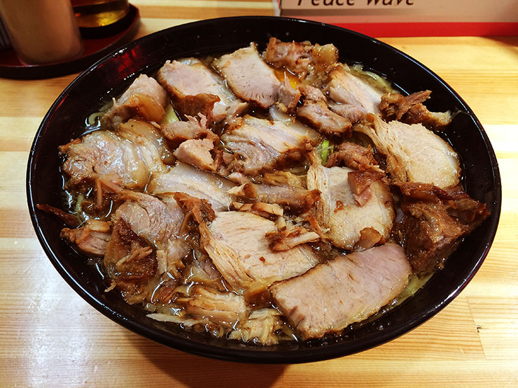 日本で一番美味しい醤油ラーメン「北大塚ラーメン」でスムーズに食べる11個の豆知識
