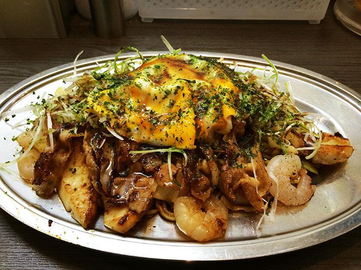 やきそばマニアに聖地と呼ばれている自家製生麺やきそばの店『みかさ』に行ってみよう