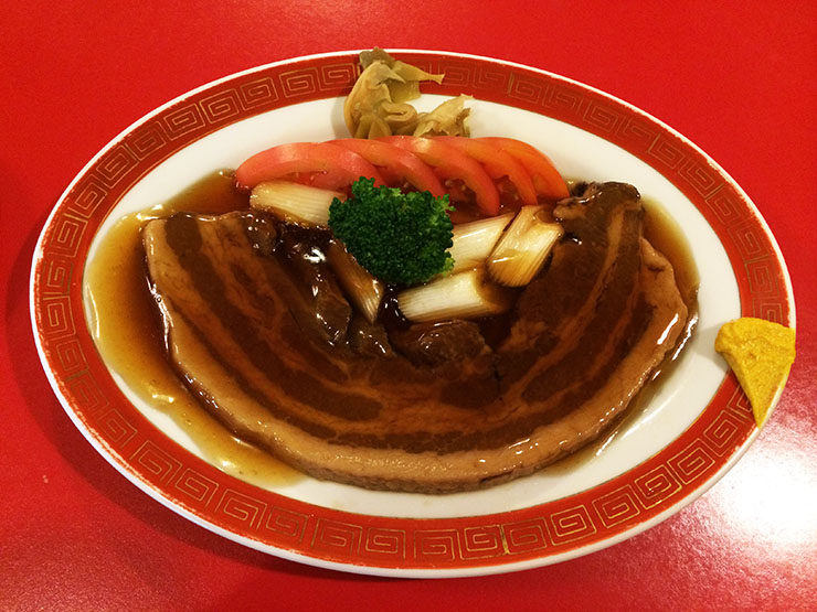 漫画家・手塚治虫先生が愛した絶品ラオーバが食べられる台湾料理店『山珍居』