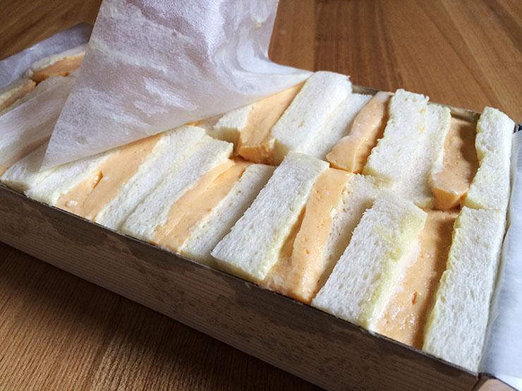 他店では味わえない唯一無二の「玉子サンド」はオトナの贅沢 / 天のや