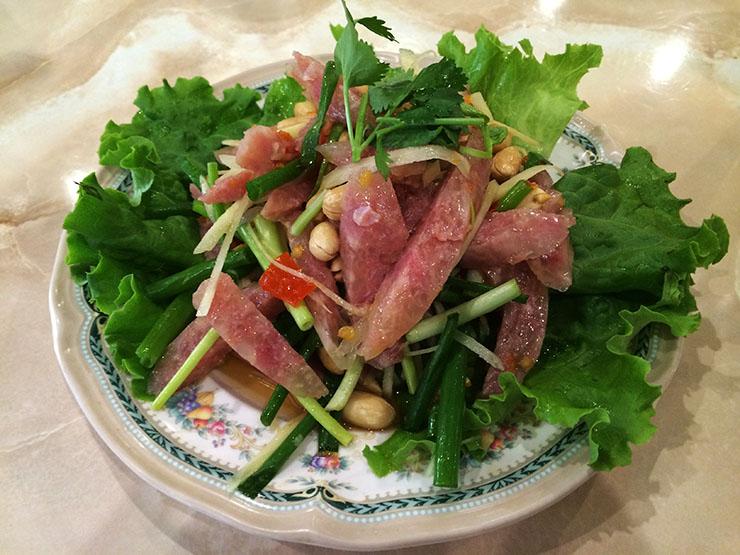 商店と食堂が一体化したタイレストラン『タイランドショップ』を在日タイ人が絶賛