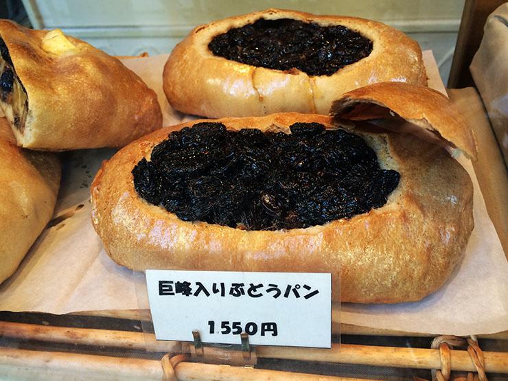 誰にも教えたくない美味しすぎる「ぶどうパン」の店が美食家の間で大人気 / 舞い鶴