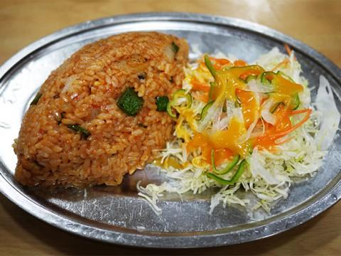 焼き鳥屋のチキンライスが「意外にも美味しい」と評判 / 渋谷・鳥竹