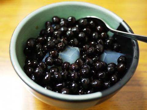 和スイーツ「豆かん」の常識がくつがえる美味さ / 梅むら