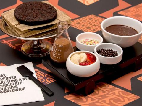 イスラエル発のスイーツ店『MAX BRENNER CHOCOLATE BAR』が広尾にオープン! チョコピザも販売