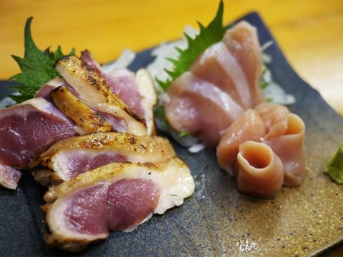 【孤独のグルメ】東京都北区赤羽のほろほろ鳥とうな丼 / 川栄