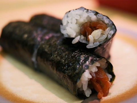 料理評論家が絶賛した回転寿司屋の隠しメニュー / 天下寿司の「かんぴょうわさび」が絶品