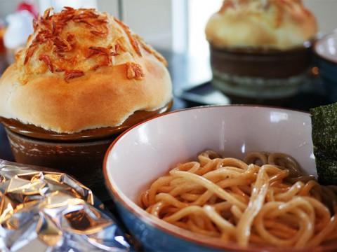 革命的つけ麺が登場! パイ生地に包まれたスープが画期的すぎるラーメン屋 / UMA TSUKEMEN