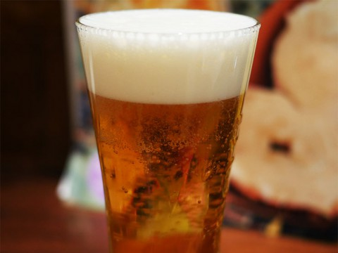 代官山カフェでビールが何杯でも100円! 午前から夜中まで