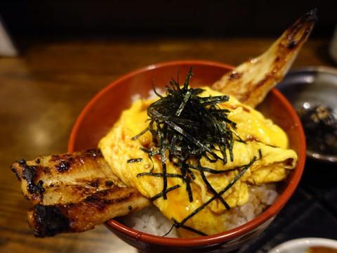 心から美味しい!と思える最高の丼を。赤坂『會水庵』で焼穴子玉子ふはふはを食べる幸せ