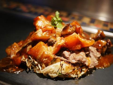 農林水産省総合食料局長賞受賞のお好み焼き / 京都伝統の味を東京で『京ちゃばな』