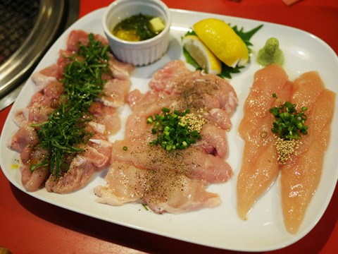 渋谷で「極めて珍しい絶品なる鶏焼肉」を堪能する / 鬼亭