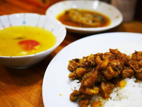 グルメ業界がもっとも注目するカレー屋アジアカレーハウス / カレーのコース料理