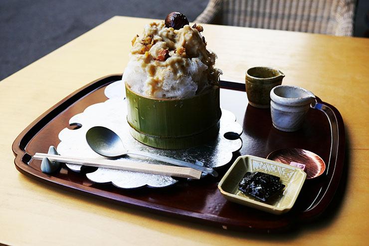 廚菓子くろぎ>