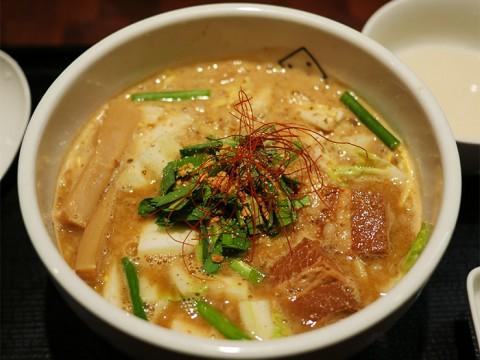 日本で一番美味しいと断言できる感動の濃厚味噌ラーメン / 角栄(KAKU-A)