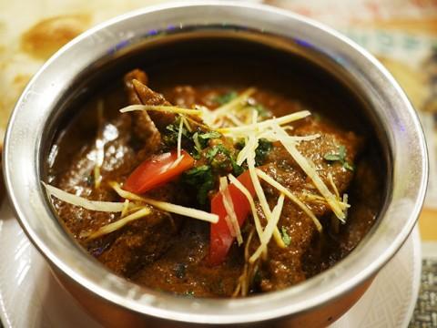 誰もが「誰にも教えたくない」と思ってるインド食堂のラムチョップ王宮カレー / ムンタージ