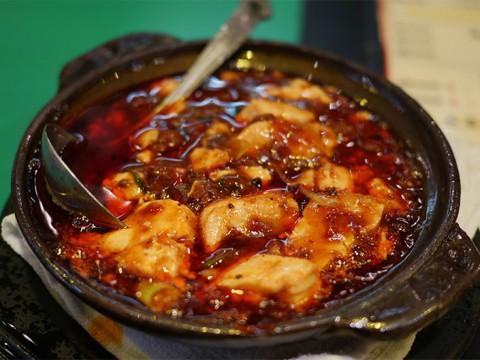 一流ホテルのシェフが独立 / 適正価格の1/3以下で食べられる四川省の麻婆豆腐「恵比寿横丁 浜椿」