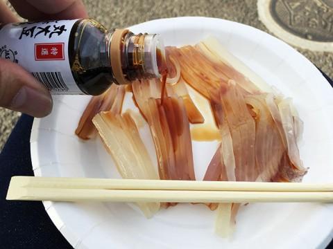 誰も知らない函館の裏観光スポット「イカの移動販売」に出会えたら幸運 / 獲れたてイカをその場で食べる感動