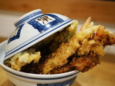 天ぷらを極めた創業昭和23年の「天金」でザクザクシャリシャリふわふわ天丼を体験