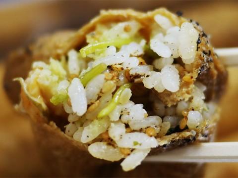 【昼限定】銀座の住民が「美味しすぎて秘密にしたい」と思ってるいなり寿司 / 銀座魚勝謹製 弥左エ門いなり