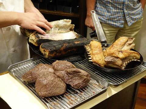 美食の殿堂「北島亭」でいただく / クラシックな「骨太フランス料理」を堪能