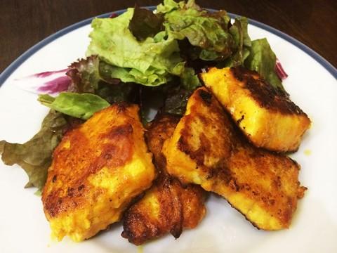 食べずに帰ったら後悔する本格インド料理店のパングリルドフィッシュ / コチンニヴァース