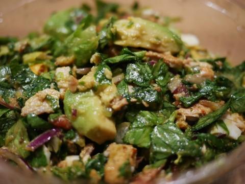 今まで食べていたサラダは何だったんだ! 極上のカルメックスサラダに感動 / クリスプサラダワークス 麻布十番店