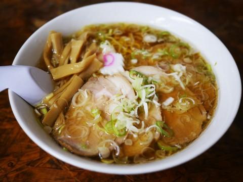 高円寺でもっとも食べたくなるチャーシューラーメン / 太陽