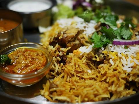 美味しすぎるのでそもそも教えたくないインド料理店エリックサウス / 極上のビリヤニ