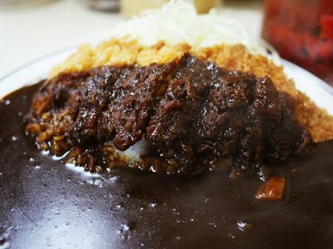 日本三大・元祖カツカレーのひとつ「キッチン南海 神保町店」で超濃厚カツカレーを体験