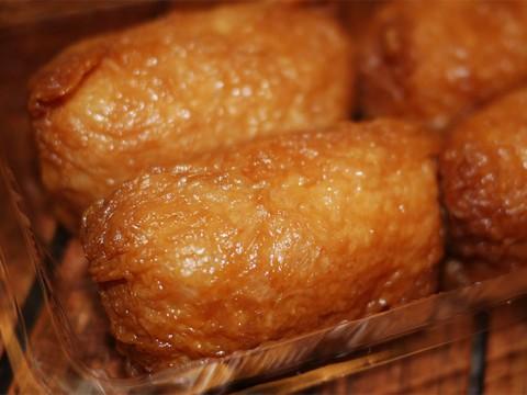 創業から50年の歴史ある「いなり寿司」が際立つ美味さ / 小ますや