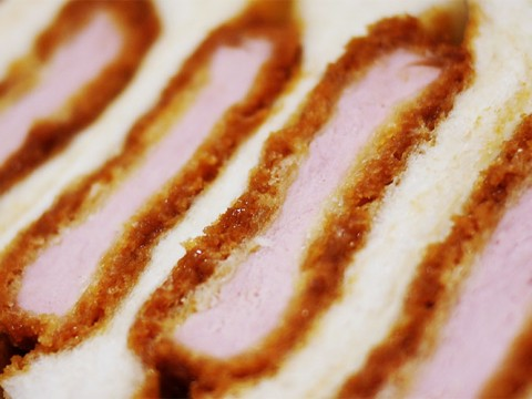 【勝三太郎の神カツサンド旅】かつサンド好きなら「すでに食べているべき」かつサンド / 井泉
