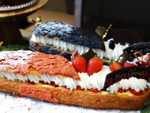ワンランク上のスイーツを堪能 / 特別すぎる「アンダーズ 東京」のクリスマスケーキ2016