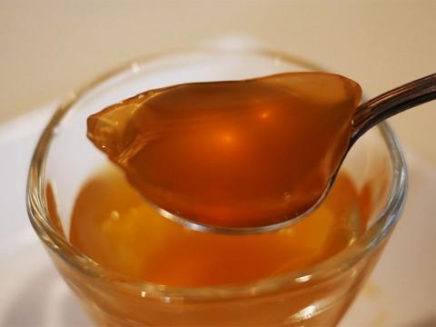 革命的な爽やかさの「プーアル茶のゼリー」が美味しいのです / 馥香 浅草橋本店