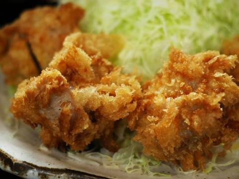 極めて希少なマイクロタイプの「絶品ヒレカツ」が食べられる店 / とんかつ三太