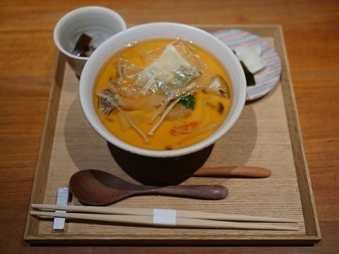 この店が甘美すぎる件について / 祇園NITIの「焼おこわの茶わん蒸し」に舌鼓を打つ