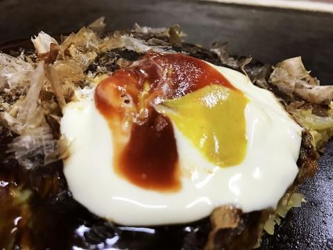 【孤独のグルメ シーズン6】大阪市阿倍野区美章園のお好み焼きと焼そばロール / 甘辛や