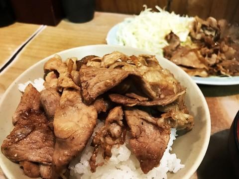 秋葉原で絶大な人気を誇る「かんだ食堂」の生姜焼き定食 / 外国人にも支持される絶品グルメ