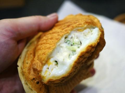 五反田名物といえばダ・カーポの鯛焼きで決まり / 特に人気の「鯛玉」が奇抜で美味