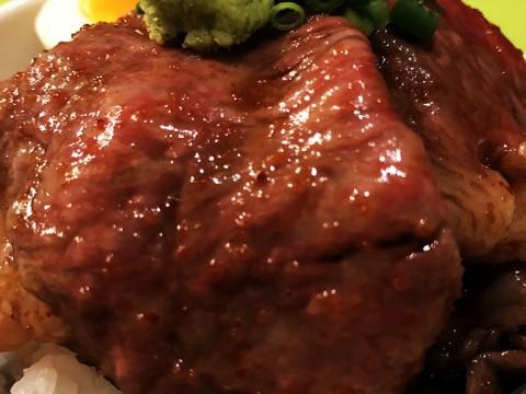 【極上肉】絶賛しない人がいたら教えてほしい究極の茶碗めし「牛ご飯」に心が震える件 / 食堂とだか