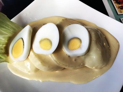 ペルー人が愛するペルー人によるペルー人のためのペルー料理ワンカイナ / アルコイリス 五反田店