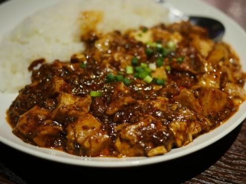 ピリリと刺激的な麻婆豆腐は毎日でも食べたくなるうまさ / 中華料理店「上海ブギ」