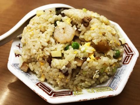 新宿歌舞伎町で食べる大衆食堂のチャーハン / 中華料理五十番の1963年から続く味