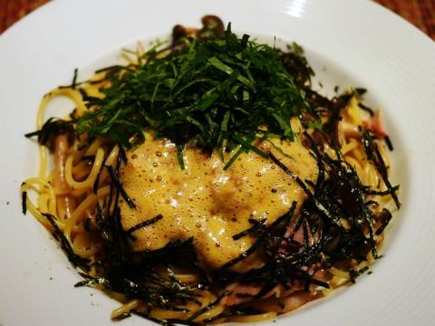 天皇家・高松宮殿下のおかげで生まれた異世界レベルの納豆スパが激ウマ / 壁の穴 渋谷本店