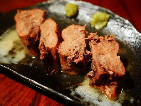 【超絶品】極めて希少な厚切り牛タンのおでん「タンデン」が奇跡の味 / 焼肉屋・大盛苑