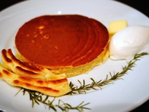 【極上グルメ】日本一美味しいと絶賛されるホットケーキが食べられる店 / 青山キラー通り「カフェ香咲」