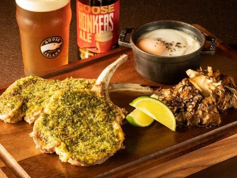 【期間限定】日本初上陸クラフトビールとのペアリングディナー / ビール好き必見