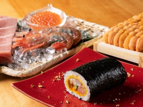 【極上グルメ】節分でラグジュアリーに福を呼ぶ / グランドハイアット東京の豪華な恵方巻